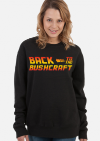 """Bluza """"Back to the bushcraft"""""""