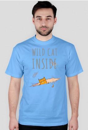 Wild Cat Inside