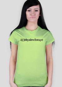 Koszulka damska # II