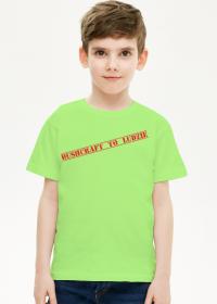 Koszulka Junior #toludzie