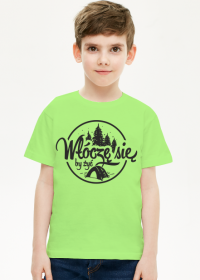"""Koszulka Junior """"Włóczykij"""""""