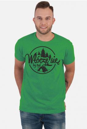 "Koszulka EDC ""Włóczykij"" kolor"