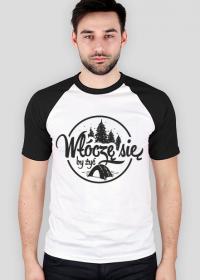 "Koszulka vintage ""Włóczykij"""