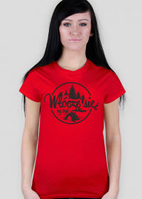 """Koszulka EDC """"Włóczykijanka"""""""
