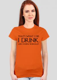 Koszulka damska GoB kolor