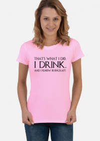 Koszulka damska GoB slim