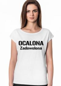 Ocalona Zadowolona