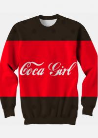 Bluza Coca Girl