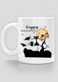 Happy Halloween - kubek z nadrukiem