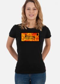 Happy Halloween - koszulka damska