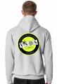 VSDS bluza wyjazdowa żółte logo przód i tył