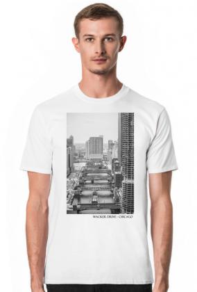 Koszulka Wacker Drive - Chicago.