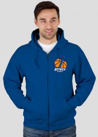 Bluza Rozpinana z Logo