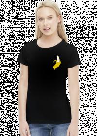 Banan T-shirt Black