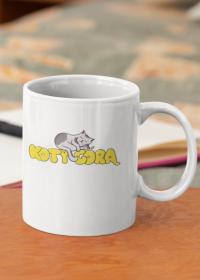 Kubek Koty Górą