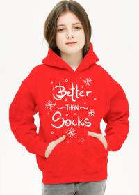 Better than socks winter
