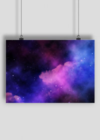 Plakat A2 Nebula