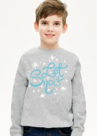 Bluza dziecięca Let it snow, zima, święta, prezent