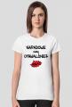 Migotanie przedsionkow - koszulka damska