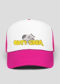 Czapka Koty Górą