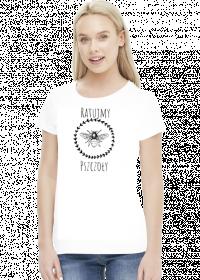 Koszulka Kobieca Ratujmy Pszczoły
