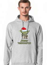 Jedi - Świąt Wesołych Hoodie