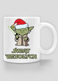 Kubek Swiąteczny Jedi Star Wars