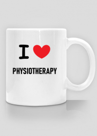 Kubek I LOVE PHYSIOTHERAPY
