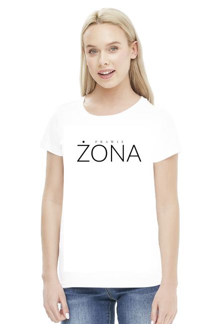 Prawie żona - koszulka