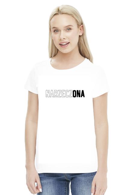 Narzeczona - koszulka