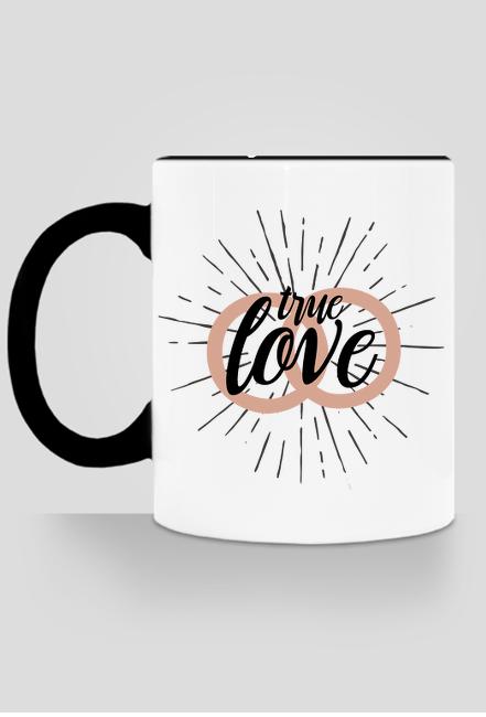 True love - kubek małżeński