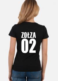 Koszulka damska - Zołza 02