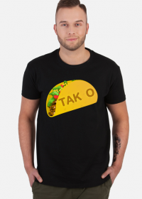 Taco TAK O T-shirt
