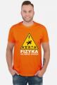 Fizyka nie bierze jeńców - ciemny t-shirt