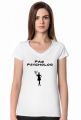 Koszulka Pani Psycholog - biała