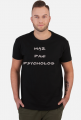 Koszulka Mąż Pani Psycholog