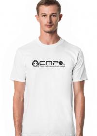 Koszulka z logo Cmp3.eu Black