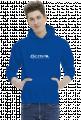 Bluza z Kapturem ciemne kolory - Logo Cmp3.eu