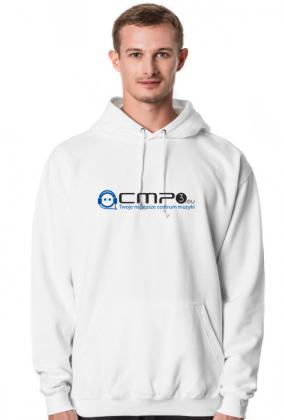 Bluza z Kapturem jasne kolory - Logo Cmp3.eu