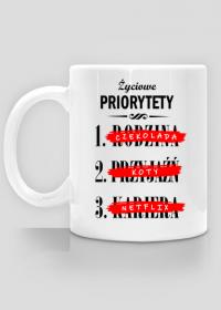 Życiowe Priorytety (kubek)