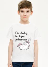 Koszulka Jednorożec Nie słodzę