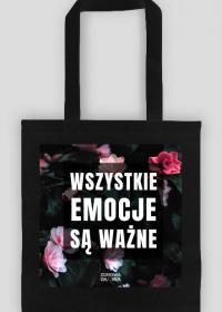 EMOCJE - torba