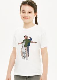 Koszulka dziecięca- Friends Joey & Chandler