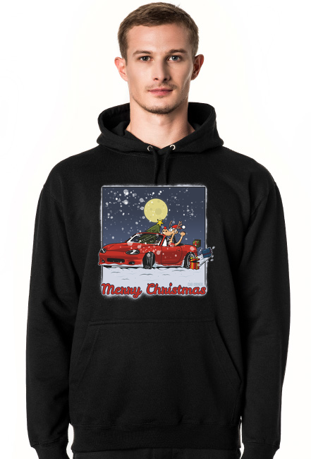 Bluza męska - Mazda MX-5 Świąteczna - CarCorner