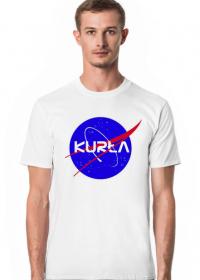 t-shirt kurła nasa