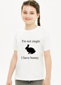 "Bluzka ""I'm not single..."""