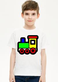 """Koszulka dziecięca """"Ciuchcia"""""""