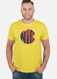 i tak i nie - żółty tshirt