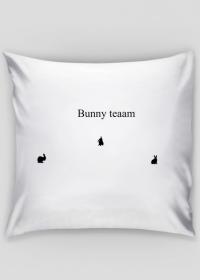 "Poduszka ""Bunny team"""
