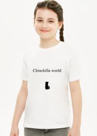 """Bluzka """"Chinchilla world"""""""